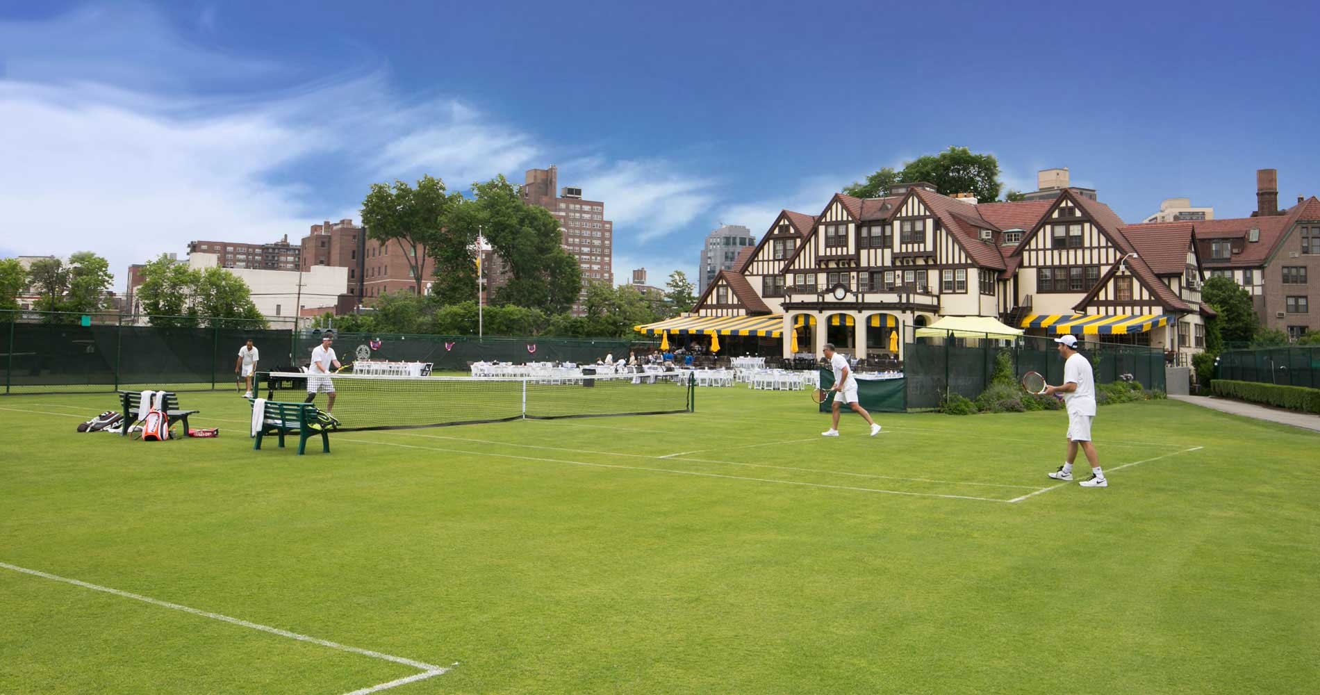 The West Side Tennis Club at Forest Hills | Forest Hills Tennis: Historic Home of the US Open